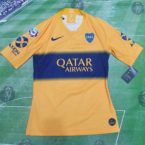 Camiseta Alternativa Boca Juniors 2019 #11 Salvio
