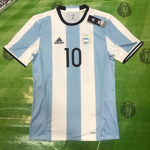 Camiseta AFA Juegos Olímpicos Rio 2016 Titular