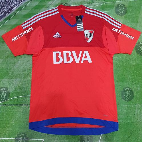 Camiseta Arquero River Plate 2015/16 #1 Barovero