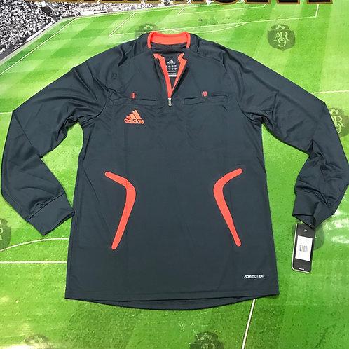 Camiseta Arbitro Adidas Formotion Manga Larga Gris