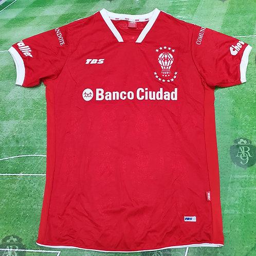 Camiseta Huracán 2017 #19 Villalba