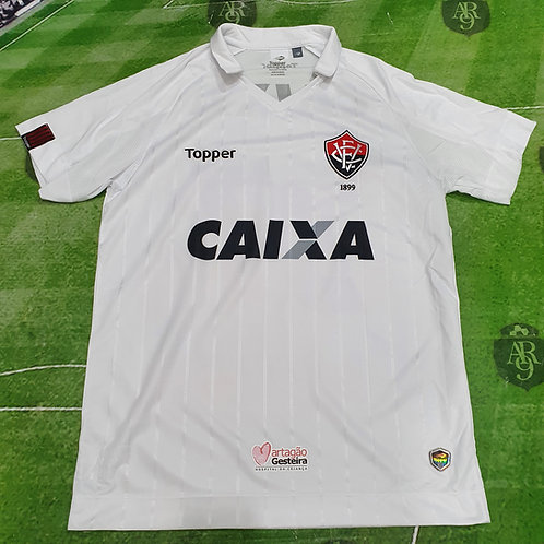 Camiseta Alternativa Vitória 2018 #97 R. Andrade