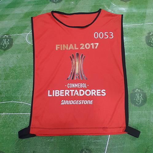 Pechera TV Final Copa Libertadores 2017