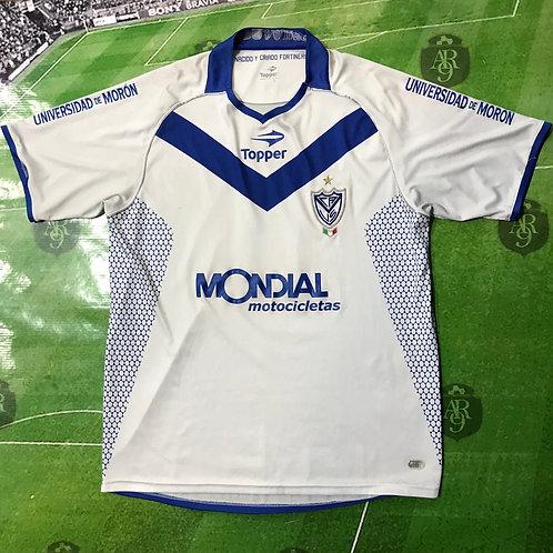 Camiseta Vélez Sarsfield Titular 2011/12