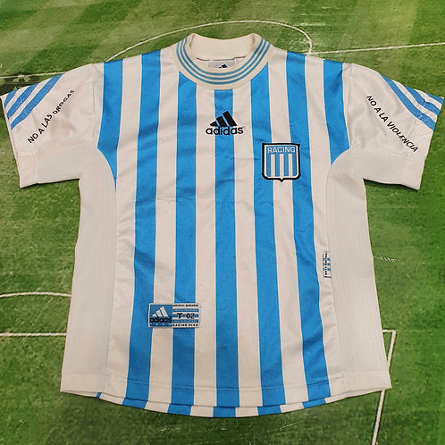 Camiseta Niño Racing Club 1999