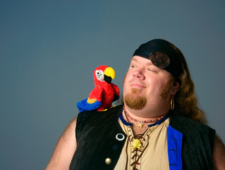 Pirate Jake Passes Away