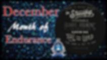 December Month of Endurance