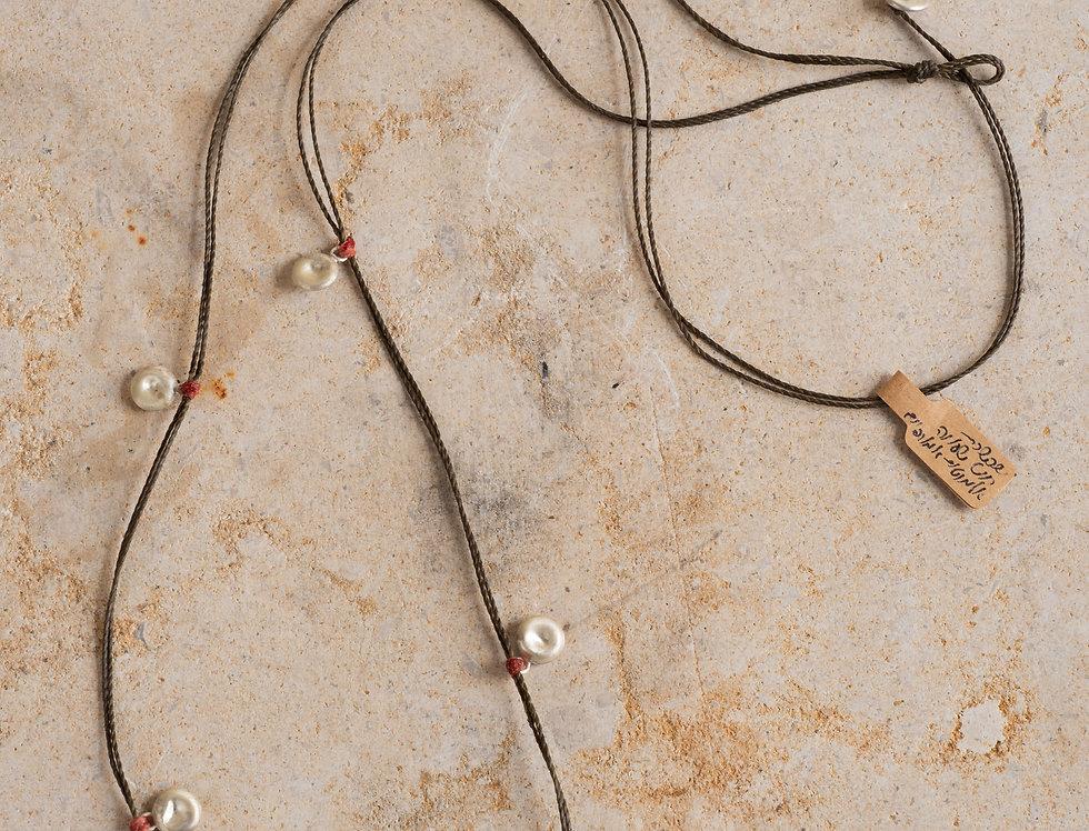 שרשרת אלמנטים אמורפיים - הדר מקובקי