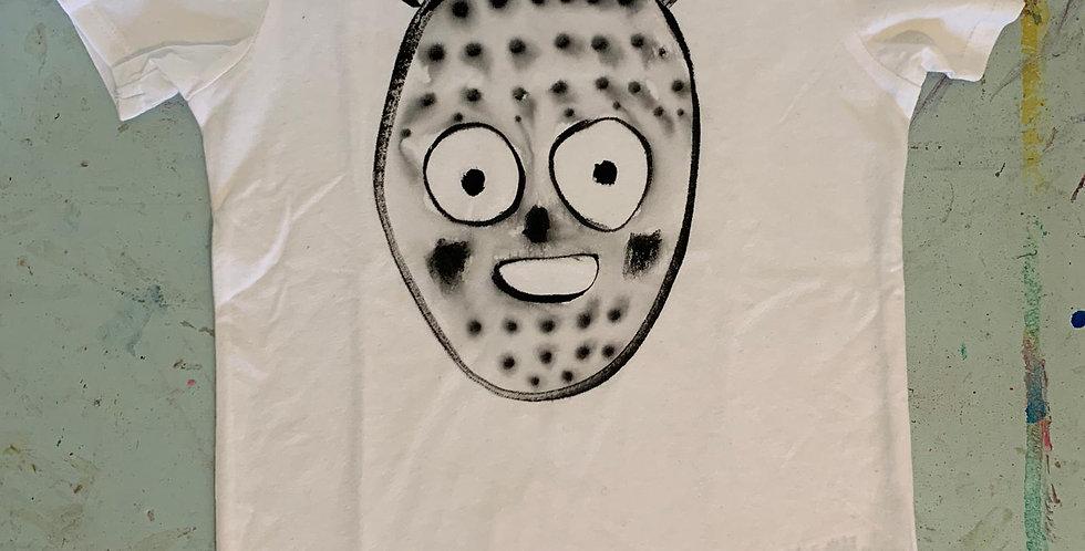 חולצה בציור מודפס לילדים - by Jinn Tshirt
