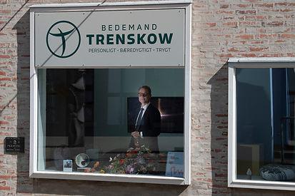 Bedemand Trenskow Jens Bangs Gade