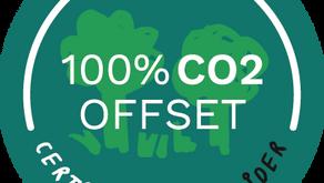 Første 100% CO2-neutrale bedemand