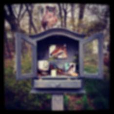 Instagram - Shrine to the Animals at Men