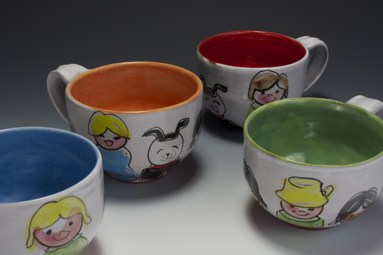 Little People Mugs