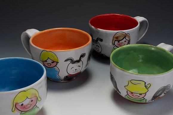 Little People Mug