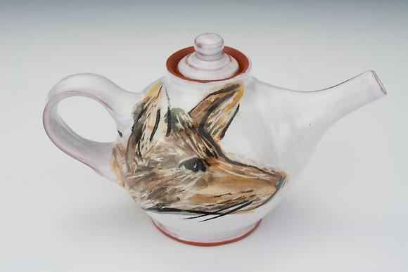 Foxy Mini Teapot