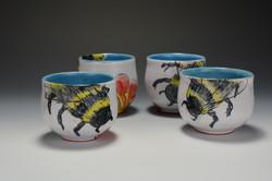 Bee Cups