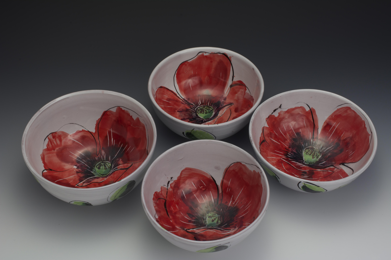 Poppy Bowls