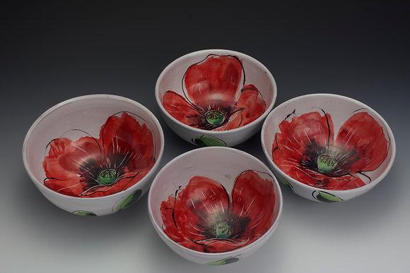 Poppy Cereal Bowl