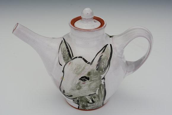 Baby Goat Mini Teapot