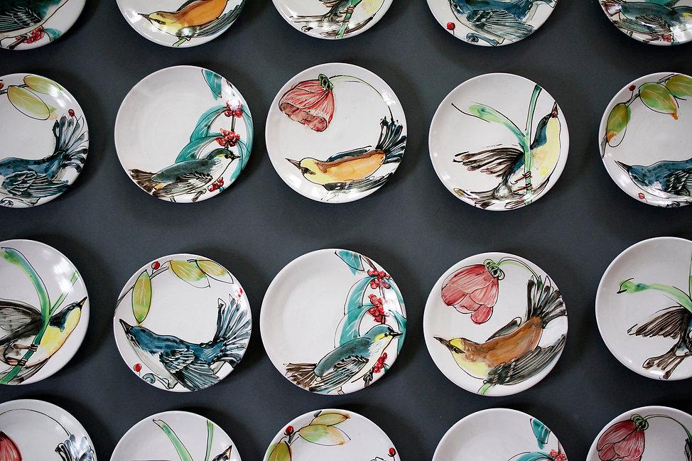 Set of Audubon Plates (super high res) c