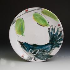 Cerulean Warbler Plate