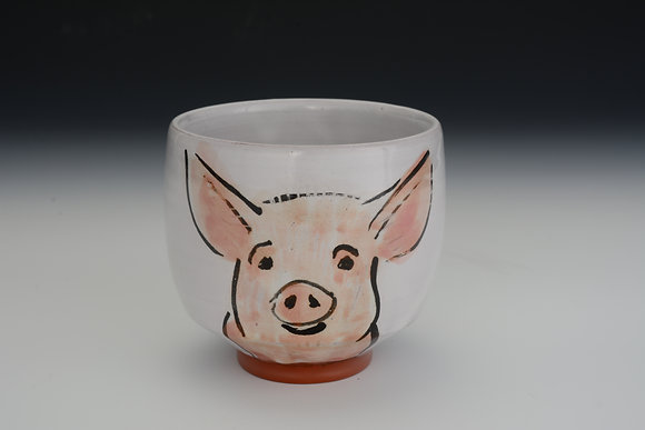 This Little Piggy Cup (Yunomi)
