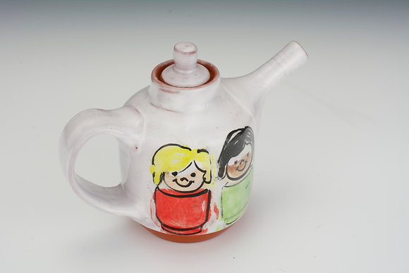 Little People Mini Teapot