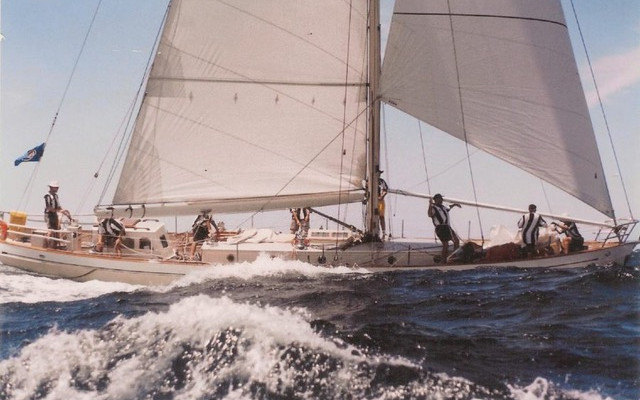 Water: Sydney to Hobart Yacht Race