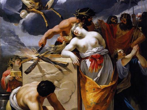 Capri espiatori femminili | Indizi di tappe diacroniche nei miti