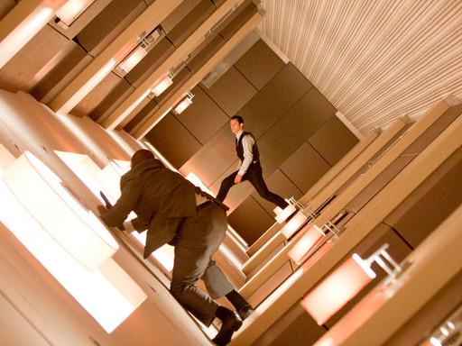 Inception (2010) di Nolan   Tentativo di innesto di un'idea sul film