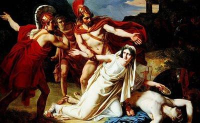 Creonte e Antigone | Al di là delle differenze assolute
