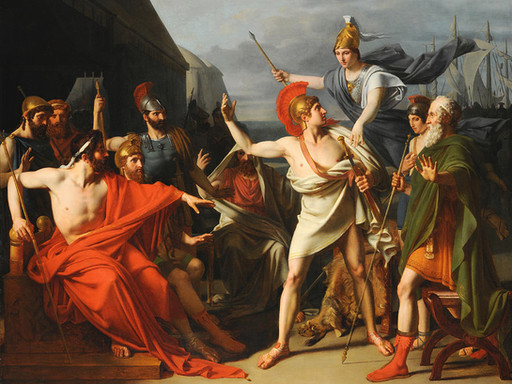 Il soggetto forgiato dalla violenza   Le figure del sovrano e del guerriero