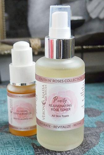 Purity - Rejuvenating Rose Toner