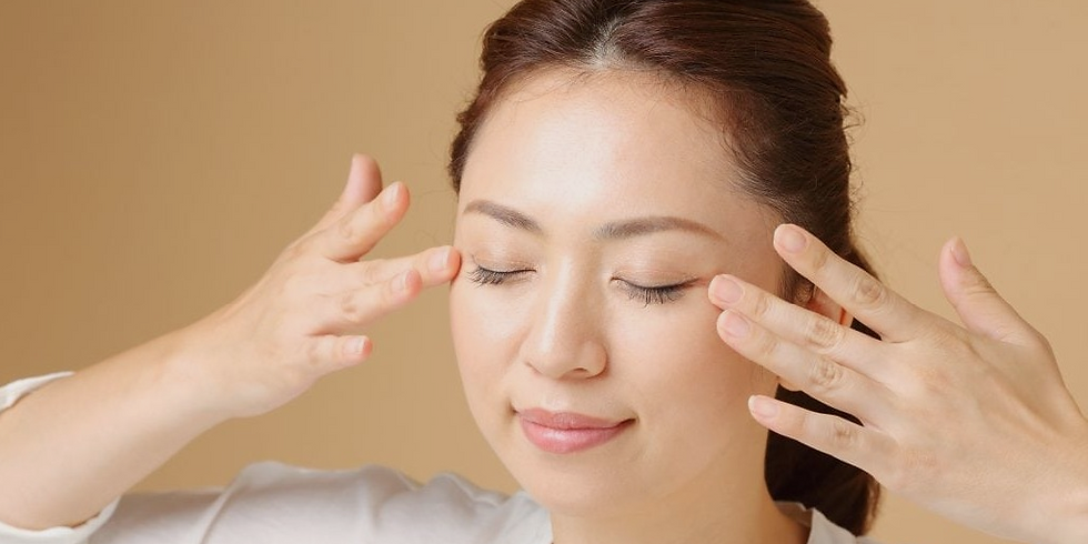 Face Lifting Self-Massage - Japanese Cosmo Lifting