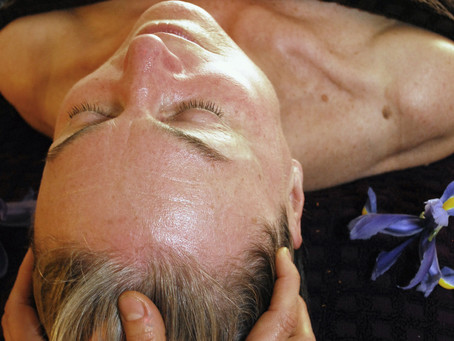 Facial reflexology and the menopause