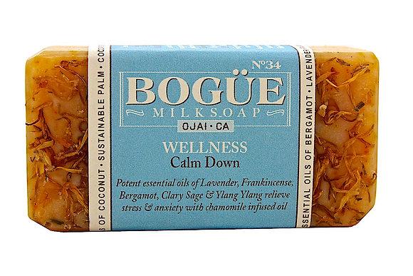 """Bogue Wellness """"Calm Down"""" Milksoap"""
