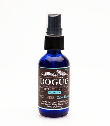 """Bogue Wellness """"Calm Down"""" Pure Essential Oil Hydrolizer"""