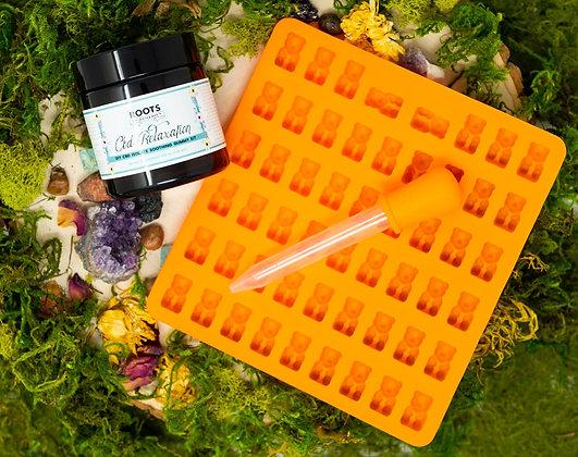 DIY CBD Relaxation Gummy Kit