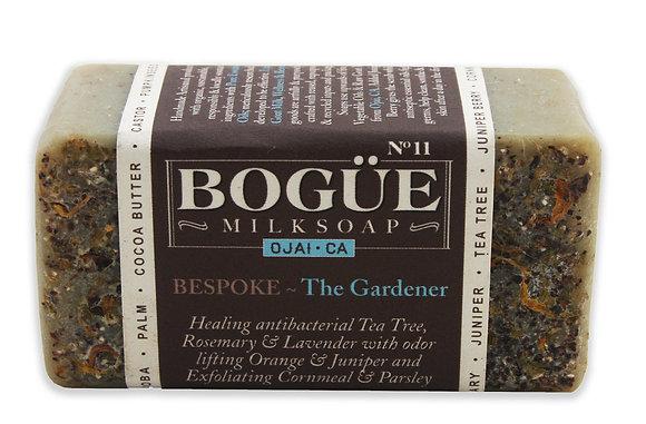"Bogue Bespoke ""The Gardener"" Milksoap"