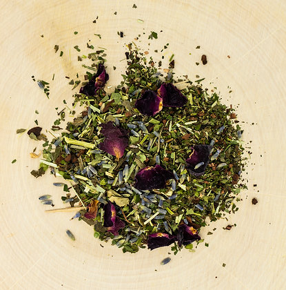 """Hit The Hay"" Relaxation/Sleep Support Herbal Tea"