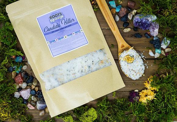Candida Killer Herbal Mineral Bath Salts