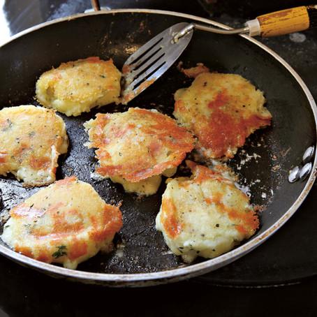 Potato, Cheese, Thyme
