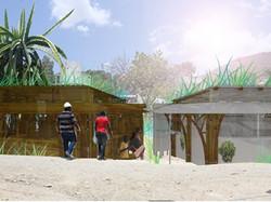 AA school in Haiti