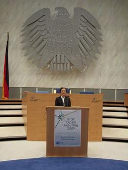 IHDP2009 Open meeting