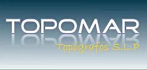 Logo Topomar Topógrafos