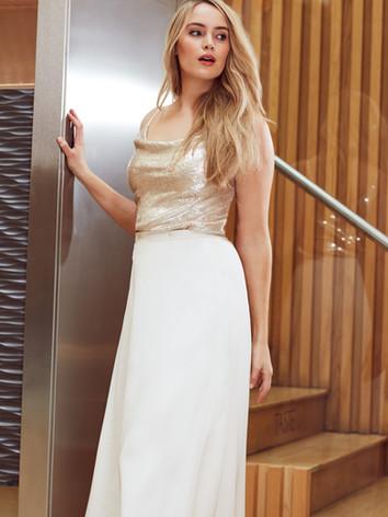 Helena cami Hatty-skirt