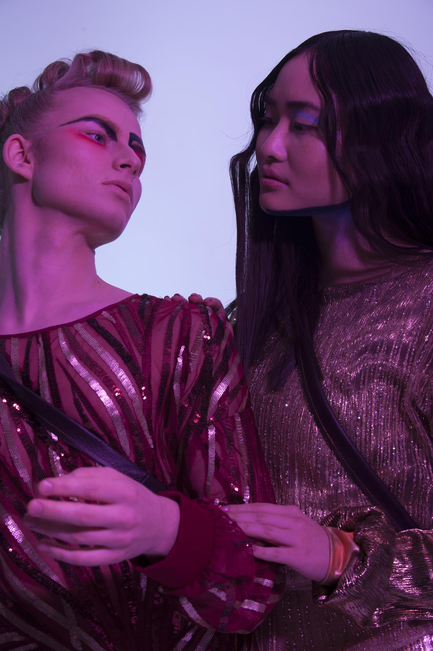 Models Michelle & Kennet