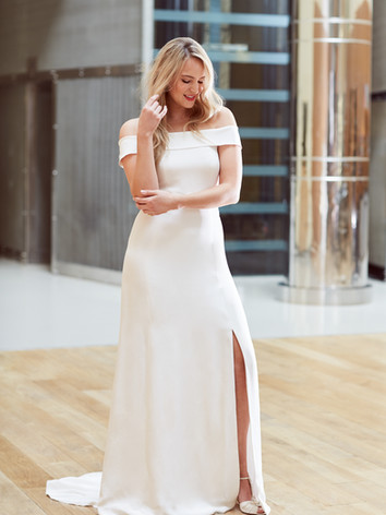 Bonni dress front
