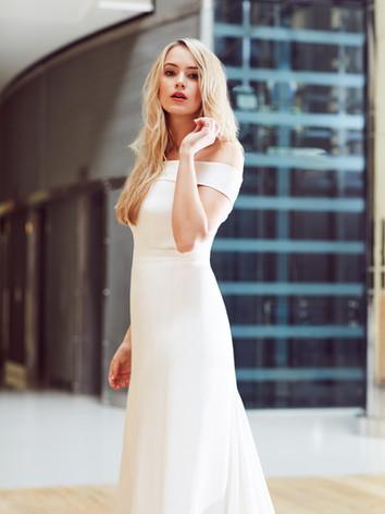 Bonni dress side