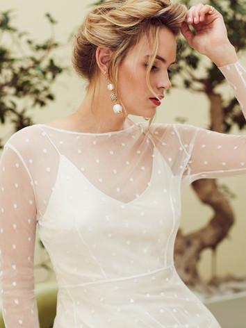 Jemma dress front